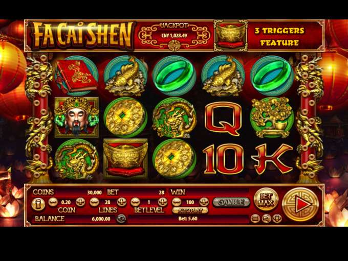 Spiele Fa Cai Shen - Video Slots Online