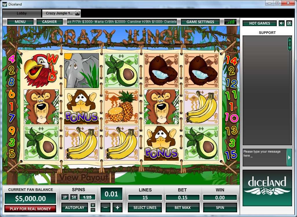 Spiele Jungle Safari - Video Slots Online