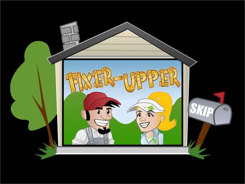 Fixer Upper by Rival