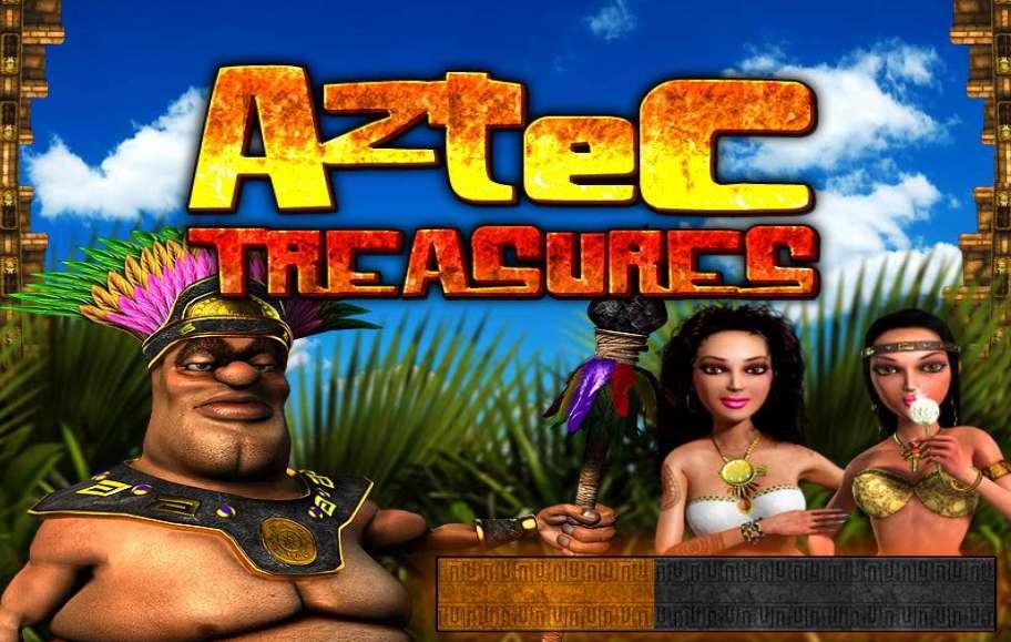 Spiele Aztec Treasures - Video Slots Online