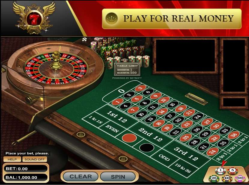 how to play casino games roulette