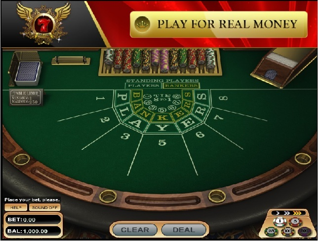 Baccarat casino net