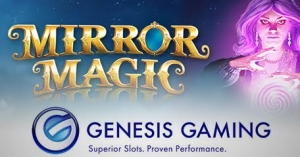 Genesis Gaming's 'Mirror Magic' Available through Quickfire