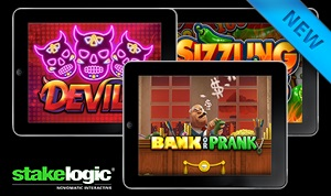 VideoSlots.com Launches Three New Slots from Stakelogic