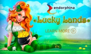 Explore the lucky lands in Endorphina's new slot
