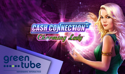 Greentube Releases Slot Game Titled Cash Connection Charming Lady