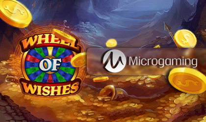 Microgaming Boosts the Progressive Jackpot Network with Wheel of Wishes Slot Release