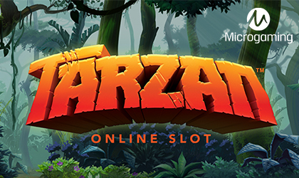 Microgaming Granted a Renewed License for Tarzan Brand Ensuring Future of this Slot Series
