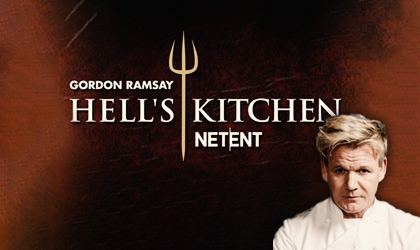 NetEnt Gets the Sizzle Going with Release of Gordon Ramsay Hells Kitchen