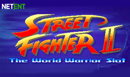 NetEnt Agrees a Licensing Deal with Street Fighter II and Announces Tribute Slot
