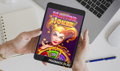 Pragmatic Play Announces the Release of a Classic Slot Titled Master Joker