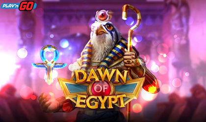 Play n GO Visits the Pyramid Builders Once Again in Dawn of Egypt