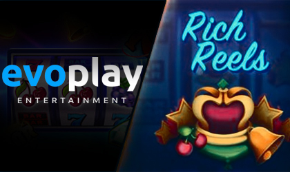 Evoplay Entertainment Goes Retro with Rich Reels Series of Vegas Inspired Slots