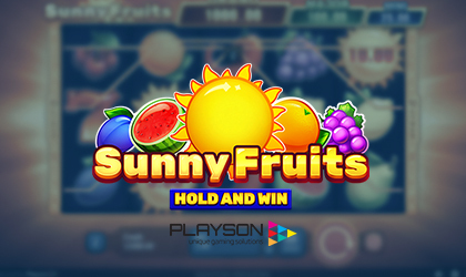 Take Shelter from Cold Winter Nights with Sunny Fruits by Playson