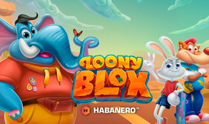 Habanero Takes Players On a Fun Ride in Loony Blox Slot