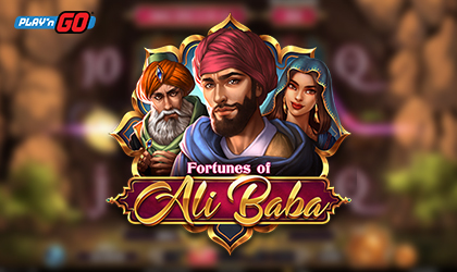 Play n GO Revives a Legend with Fortunes of Ali Baba