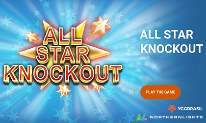 Yggdrasil Showcases Interesting Features with All Star Knockout Slot Release
