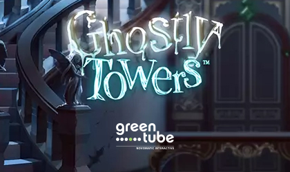Greentube Turns the Spook to the Max with Ghostly Towers Release