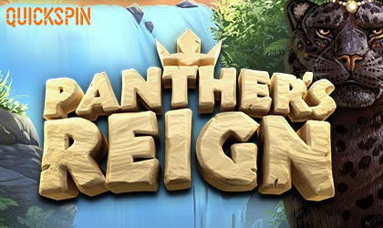 Navigate the Jungle and find Treasures in Panthers Reign by Quickspin