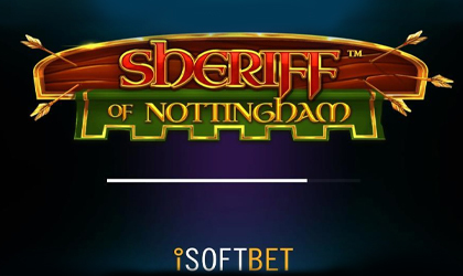Hit the Bullseye in Sheriff of Nottingham from iSoftBet