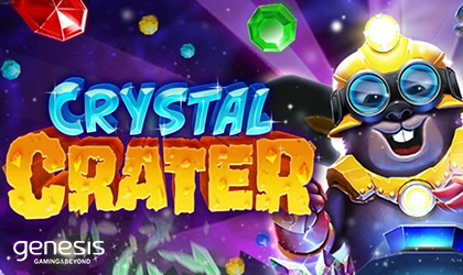 Dig Deep Underground and Find Awesome Treasures in Crystal Crater