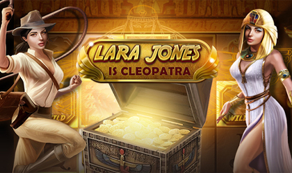 Spearhead Unearths the Mysteries of Egypt in Lara Jones is Cleopatra