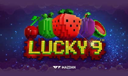 Enjoy the Juicy Blocks in Lucky 9 Slot by Wazdan