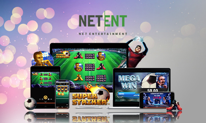 Shake the Nets in Super Strike Slot from NetEnt