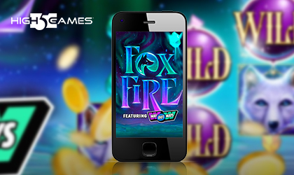 High 5 Games Releases Fox Fire and Introduces Way Out Ways Mechanic