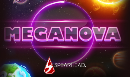 Spearhead Takes to the Stars with Meganova Slot Game Release