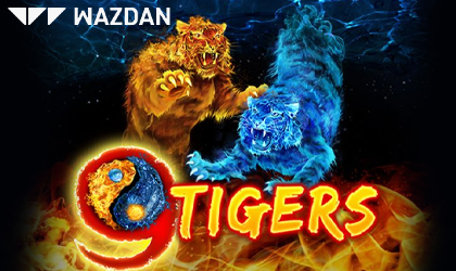 Wazdan Introduces the Balance to the World with 9 Tigers
