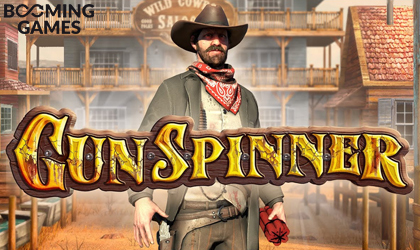 Booming Games Launches Western Themed Thriller with Gunspinner