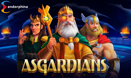 Endorphina Brings Thunder of Norse Gods in Asgardians