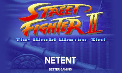 NetEnt Brings Street Fighter II The World Warrior to Masses Worldwide