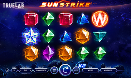 TrueLab Games Explores the Stars in Sunstrike