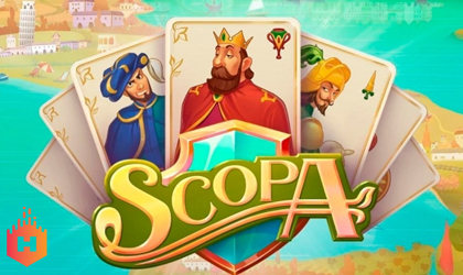 Enjoy the Ride Through the Italian Countryside in Scopa by Habanero