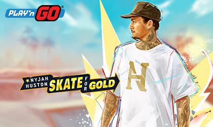 Play n GO Drops Nyjah Huston Skate for Gold