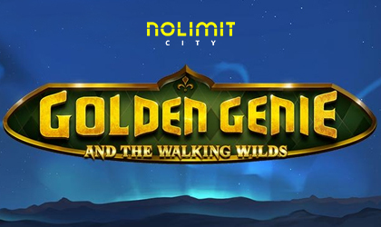 Nolimit City Goes Live with Golden Genie and The Walking Wilds