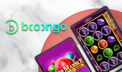 Booongo Gets the Ball Rolling in Super Marble Hold and Win