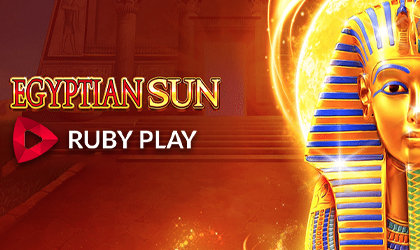 RubyPlay Takes On the Stars with Egyptian Sun Slot Release