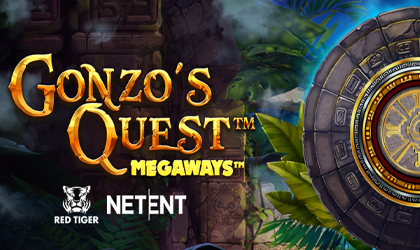 Red Tiger Gaming Launches Gonzos Quest Megaways and Revamps a Legend