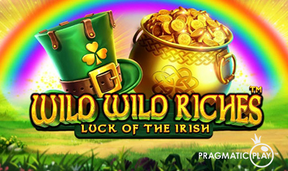 Wild Wild Riches Slot Live from Pragmatic Play
