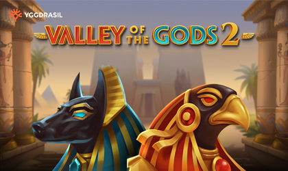 Yggdrasil Releases Valley of the Gods 2