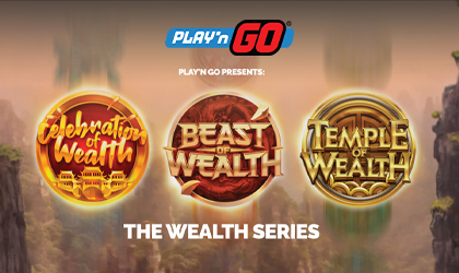 Play n GO Makes Exciting Launch of Three Wealth Slots