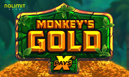 Nolimit Releases New Video Slot Monkeys Gold