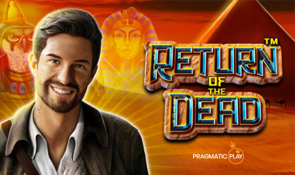Pragmatic Play Releases Return of the Dead Video Slot
