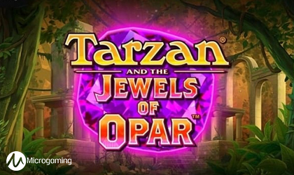 Microgaming Delivers Tarzan and the Jewels of Opar Slot