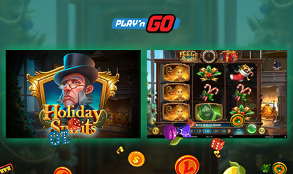 Ghosts of Christmas Come Alive in Play n GO Holiday Spirits Slot