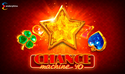 Endorphina Launches Luxurious Chance Machine 40 Slot
