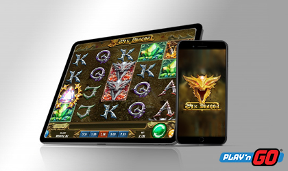 Play n GO Goes Live with 24k Dragon Video Slot